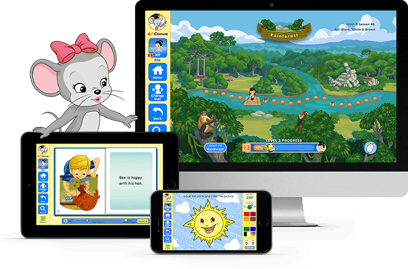 ABCmouse: 2 Months for $5!