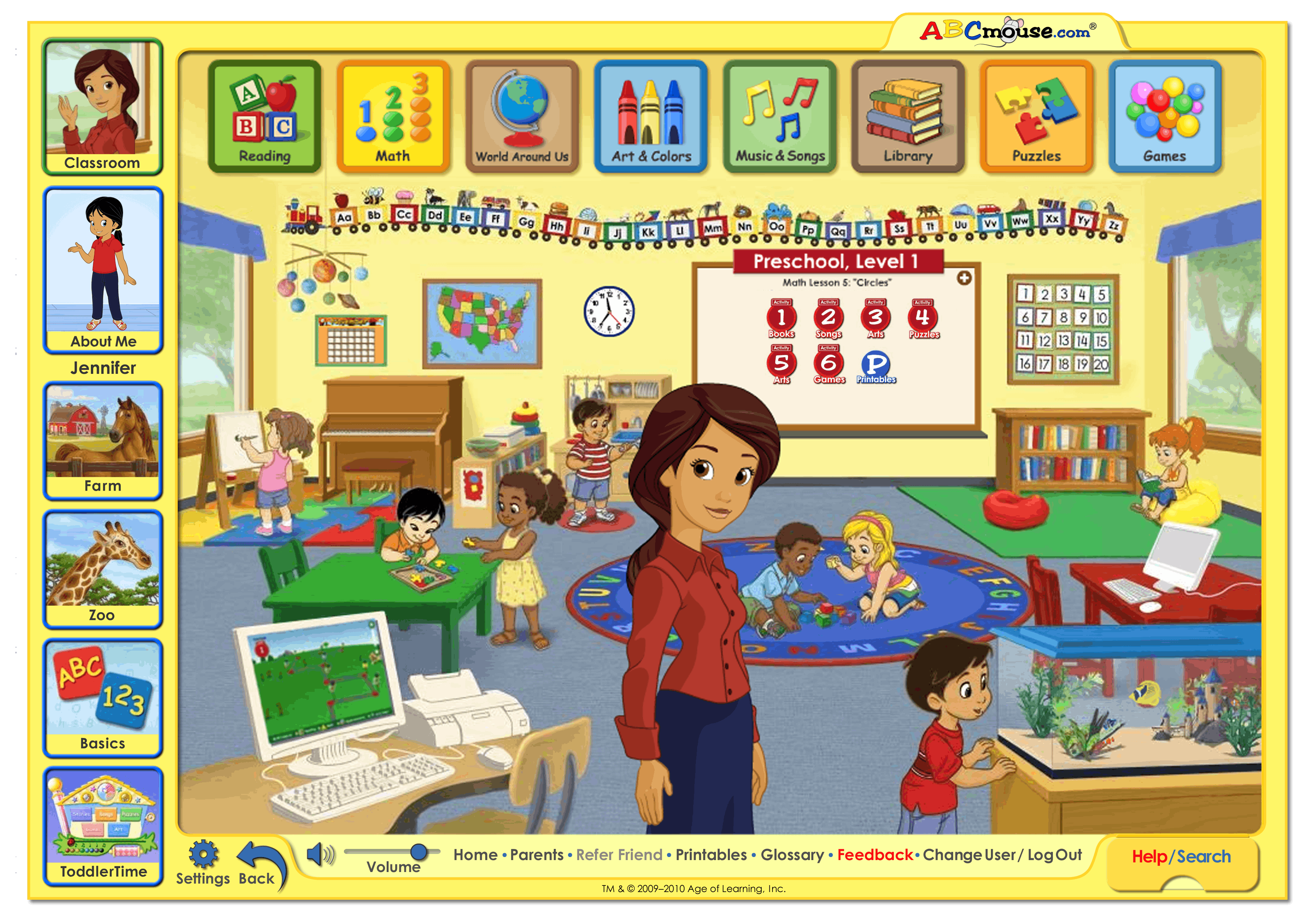 ABCmouse Assets: Kids Learning, Phonics, Educational Games