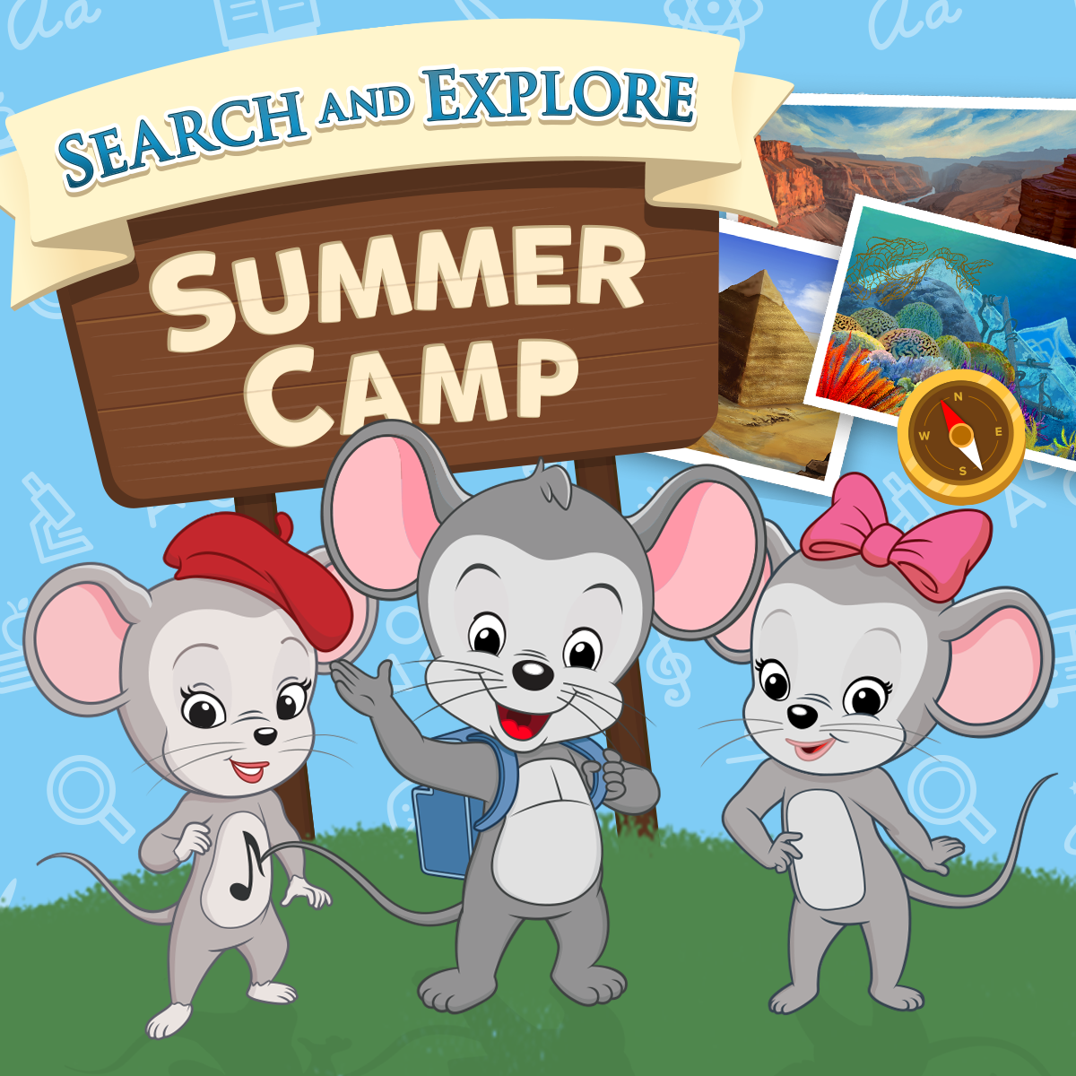 Summercamp Helping All Children Build A Strong Academic Foundation With Abcmouse Adventure Academy Readingiq Summercamp